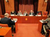 La Taula compareix al Parlament per l'aplicació del 155 i la llei de contracte de serveis a les persones