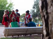 Imatge de la campanya de Govern i Creu Roja per sensibilitzar els joves davant la Covid-19