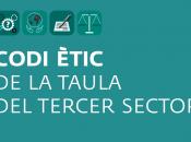 Imatge de la portada del codi ètic de la Taula