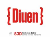 Imatge de la campanya 'Diuen' pels 40 anys de Sant Joan de Déu Serveis Socials - Barcelona